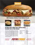 Astra Chicken Sellsheet
